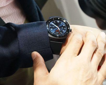 La LG G Watch R sera-t-elle la montre Android Wear la plus chère du marché ?