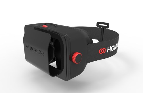 Prise en main du Homido, le casque de réalité virtuelle conçu en France