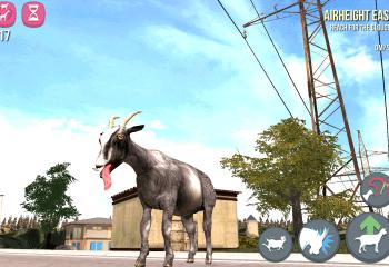 Goat Simulator, le simulateur de chèvres est disponible sur le Google Play