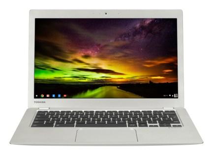 Toshiba dévoile son Chromebook 2 et passe au FullHD !