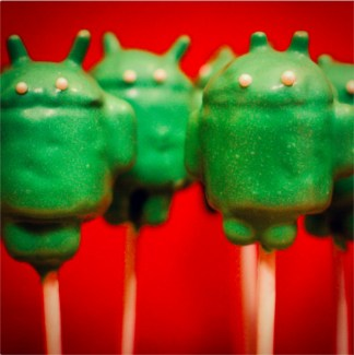 Aimez-vous les sucettes Android ? Le compte GoogleNexus, oui…