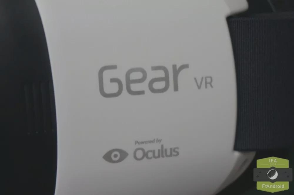 Samsung Gear VR, la réalité virtuelle mobile a ses lettres de noblesse