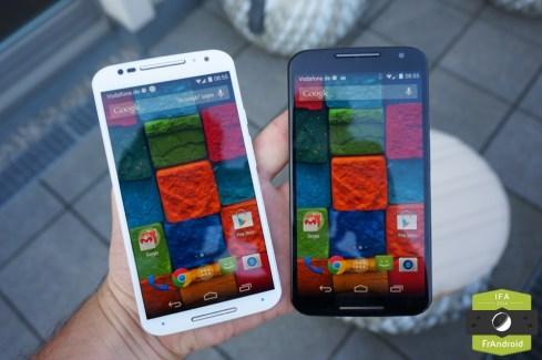 Le nouveau Moto X de Motorola : une autonomie décevante ?