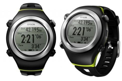 IFA 2014 : Epson présente trois montres et deux bracelets connectés