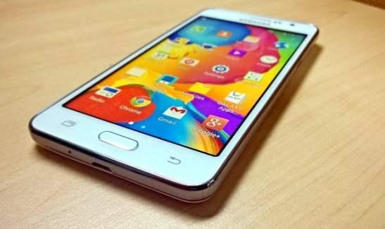 Samsung Galaxy Grand Prime : photos et fiche technique en fuite