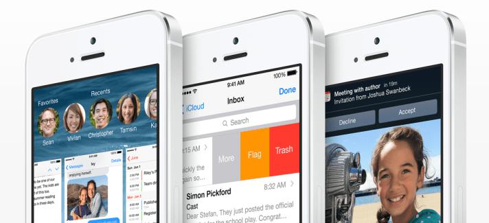 iOS 8 vs Android L : un zoom sur l'interface