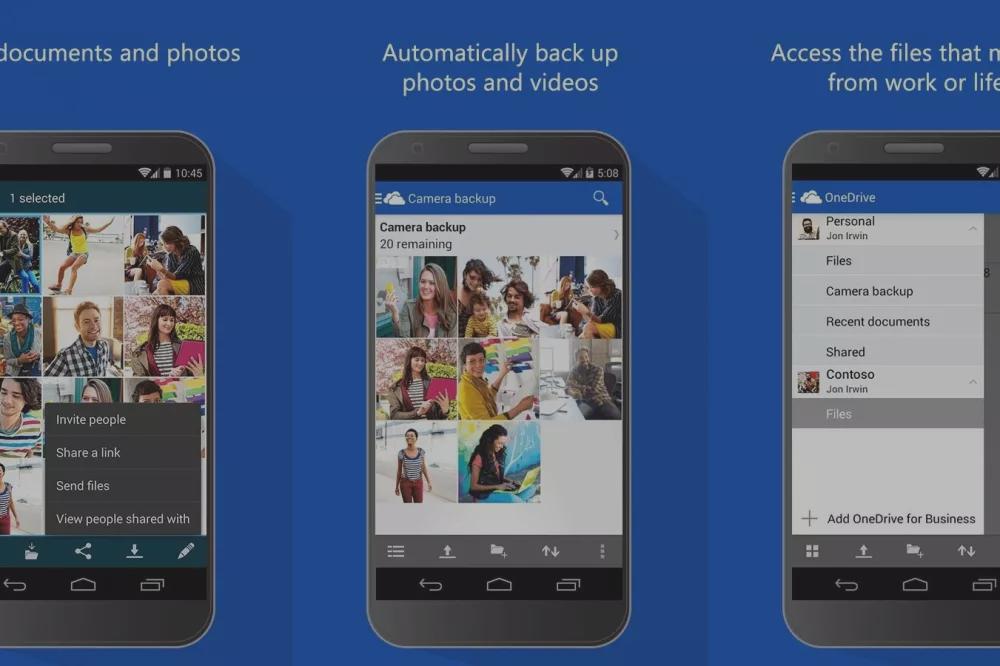 OneDrive passe de 15 à 30 Go sur les appareils mobiles et PC