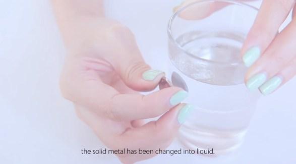 Oppo prépare l'arrivée du liquid metal dans ses produits
