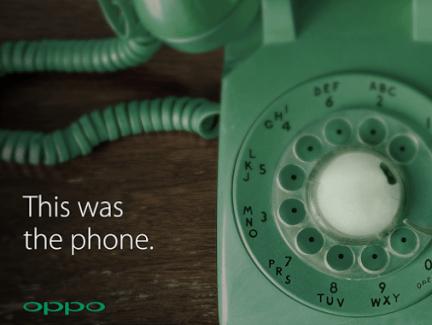 Oppo prépare l'arrivée d'un prochain smartphone