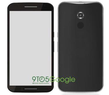Le Nexus 6 devrait posséder une diagonale d'écran de 5,92 pouces