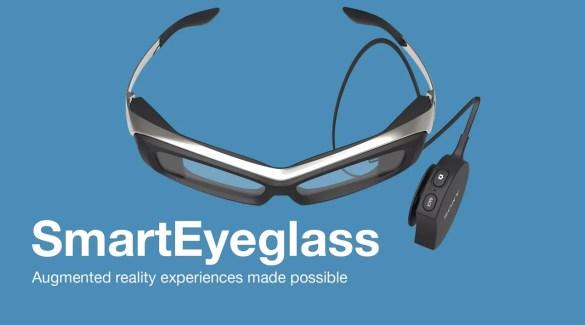 Sony livre un SDK pour ses lunettes connectées, les SmartEyeglass