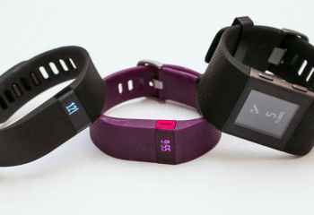 Fitbit annonce une floppée de nouveaux bracelets : Charge, Charge HR et Surge