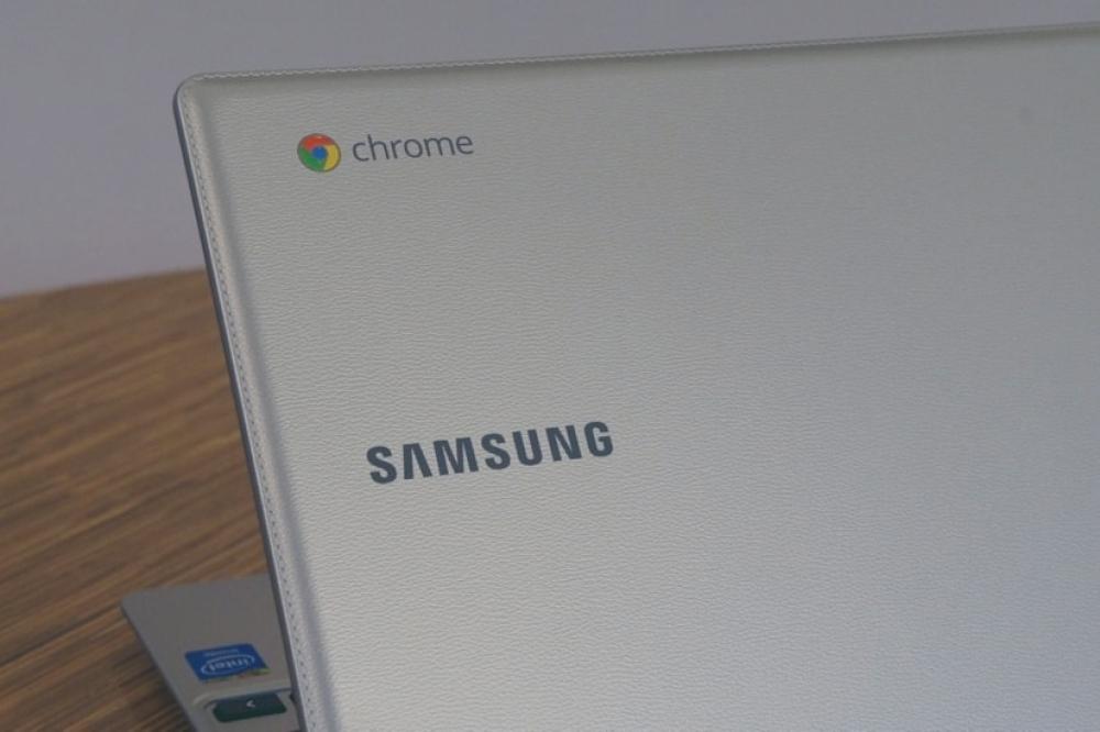 Samsung Chromebook 2 : le Coréen adopte l'Intel Bay Trail et du faux cuir