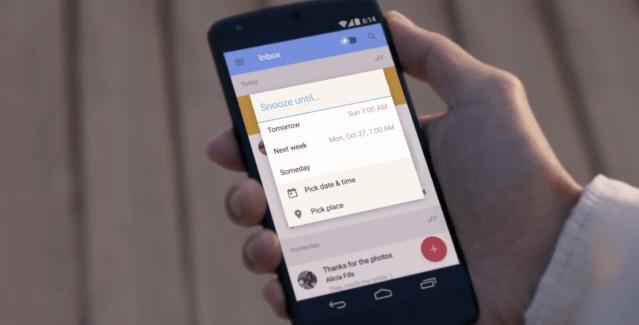 Jusqu'à 18 h, Google offre des invitations Inbox !