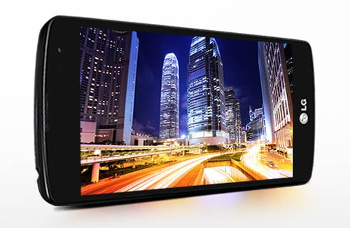 LG F60 : le nouveau milieu de gamme 4G est officiel