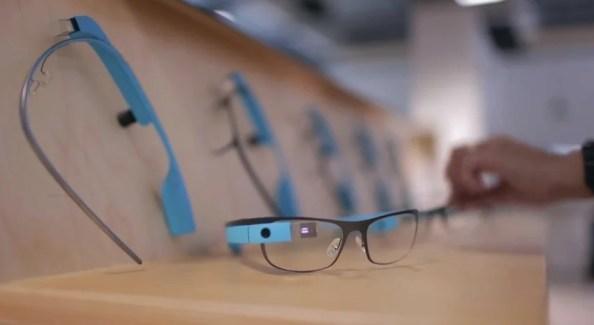 Google lance un «camp de base» Google Glass en Angleterre