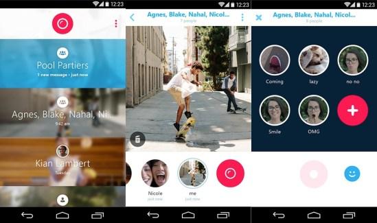 Skype Qik : une nouvelle messagerie vidéo inspirée de Snapchat