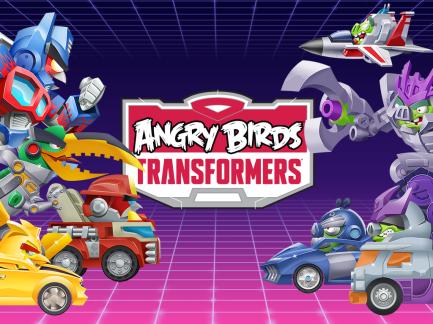 Ça y est, Angry Birds Transformers est sur le Play Store