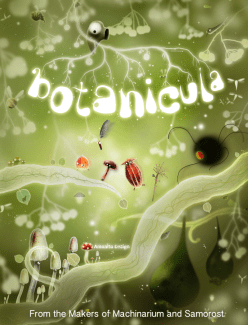 Botanicula : un excellent point and click végétal qui donne le sourire