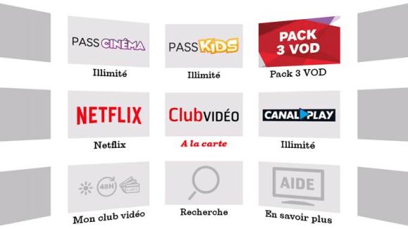 Netflix : SFR va proposer le service de SVOD sur la box TV SFR avec Google Play