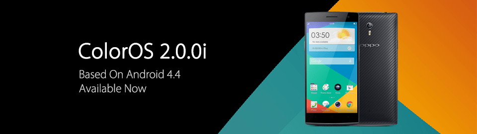 Les Oppo Find 7 et Find 7a passent sous KitKat avec ColorOS 2.0.0i : ce qui change