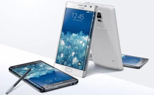 Revue de presse : que penser du Samsung Galaxy Note Edge ?