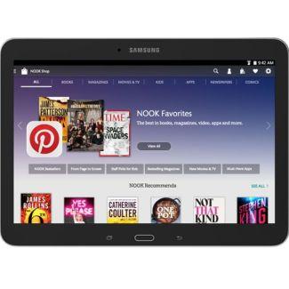 Une version Nook pour la Samsung Galaxy Tab 4 10.1