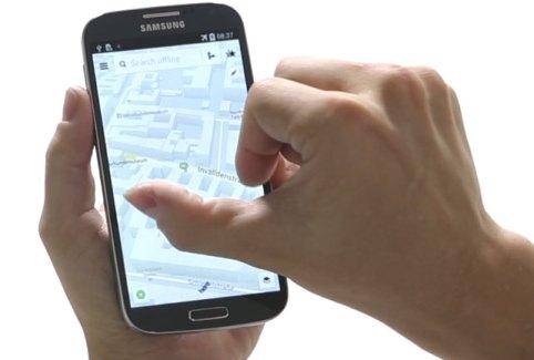 HERE Maps est disponible officiellement sur les téléphones Samsung Galaxy