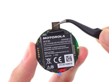Samsung prépare des batterie souples capables de s'enrouler autour du poignet