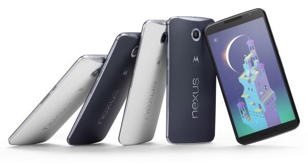 Les précommandes du Nexus 6 débutent à moins de 600 euros (Màj)