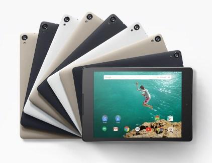 La Nexus 9 est disponible en précommande sur Amazon et Boulanger