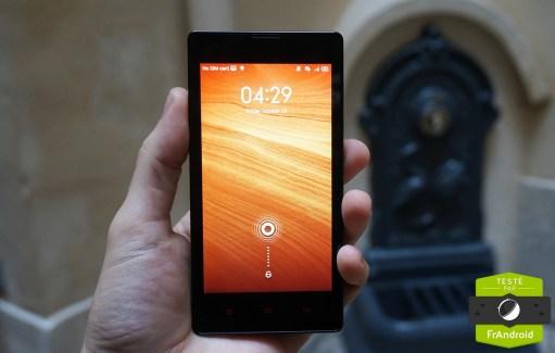 Test du Xiaomi Redmi 1S, l'expérience MIUI en entrée de gamme