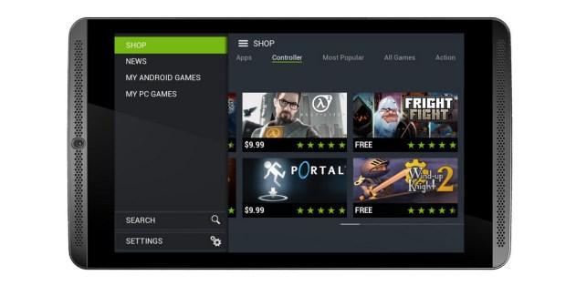 La Nvidia Shield Tablet 4G est disponible à l'achat
