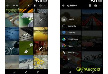 QuickPic, la galerie alternative adopte Material Design
