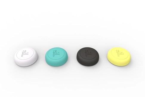Flic, le bouton design pour automatiser vos tâches du quotidien