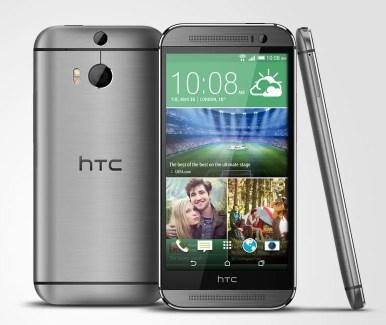 HTC One M8 : Lollipop arrive aux Etats-Unis