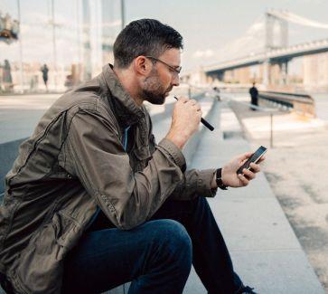 La cigarette électronique connectée Smokio s'exporte de mieux en mieux