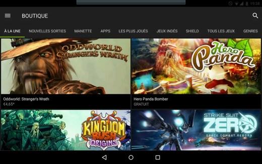 Shield Hub 4.0 : l'application de Nvidia supporte maintenant le 1080p en Wi-Fi