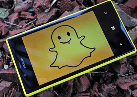 Snapchat déserte Windows Phone