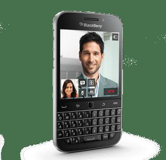 Avec son Classic, BlackBerry fait son retour aux sources (mais toujours avec Amazon)