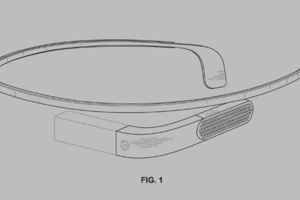Un brevet dévoile le design des futures Google Glass