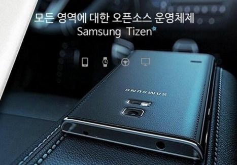Samsung Z1, du Tizen pour affronter Android One