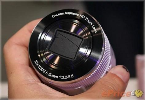 Oppo officialise son Smart Lens 5-50 mm, l'Oppo O-Lens