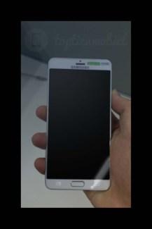 Une photo présumée du Samsung Galaxy S6 montre des bordures d'écran ultra-fines