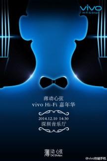 Le smartphone ultra-fin de Vivo se dévoilera le 10 décembre