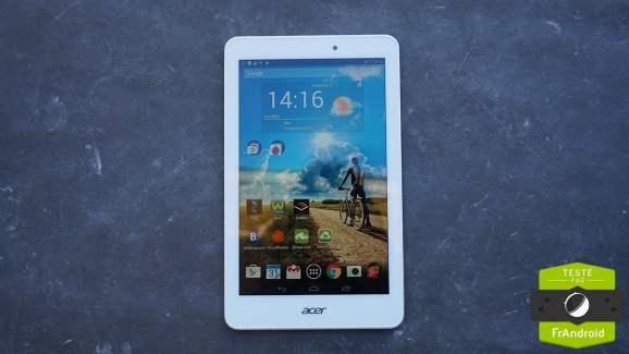 Test de l'Acer Iconia Tab 8, l'écran Full HD qui change tout