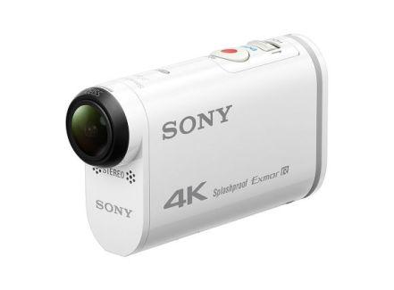 Sony FDR-X1000V : l'action cam qui filme en 4K à 170 degrés