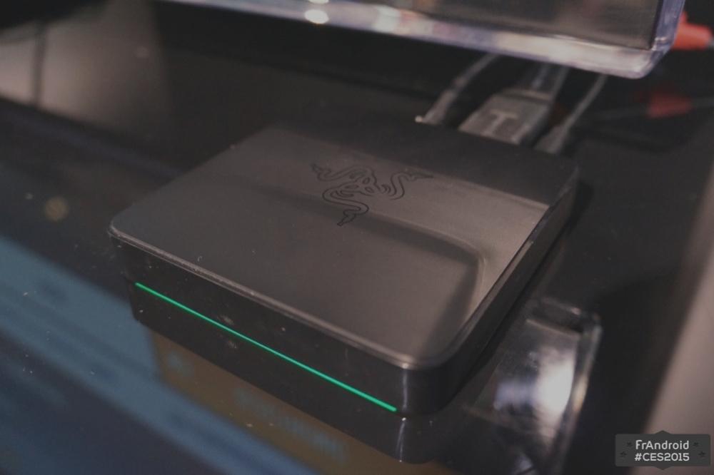 Nous avons testé la Razer Forge TV, de l'Android TV dans une mini console