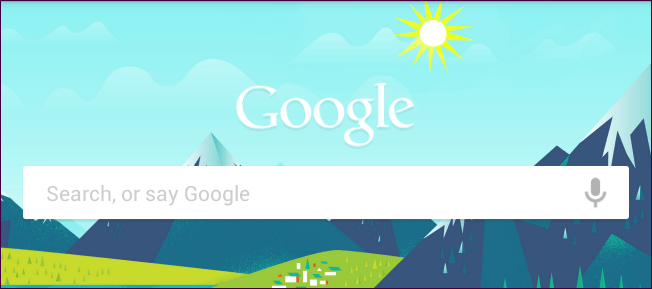 Google Now prend maintenant en charge la ponctuation