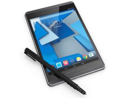 Les HP Pro Slate 8 et 12, deux tablettes avec stylet destinées aux professionnels